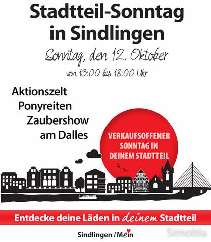 Stadtteilsonntag Sindlingen