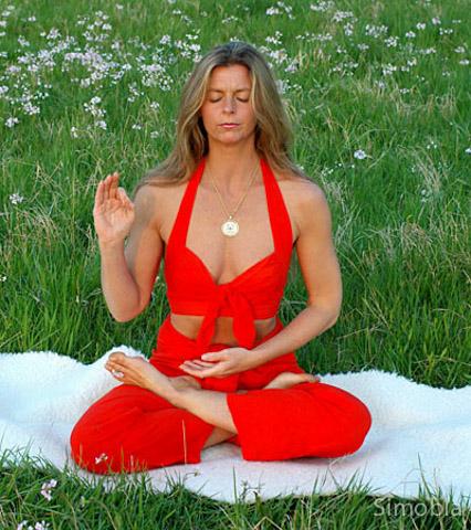 TVS Angebot: Yoga mit Julia