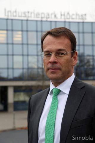 Joachim Kreysing. Foto: Infraserv