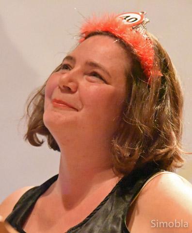 und Sonja Peters.