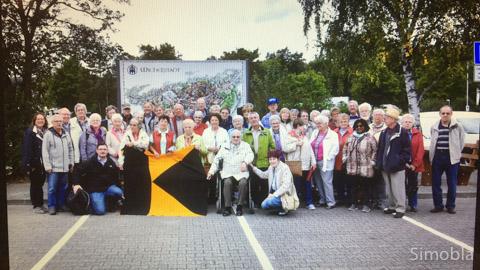 Die Sindlinger Kolpingfamilie verbrachte einen schönen Tag in Michelstadt im Odenwald.