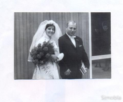 Luenzers bei der Hochzeit