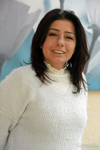 Fachfrau für Schönheit und Gesundheit: Gülsen Celik. Foto: Michael Sittig