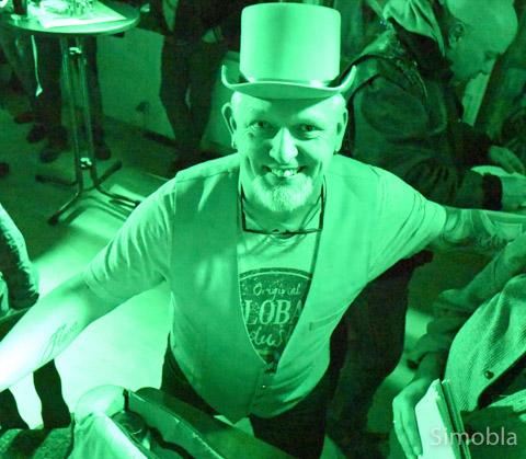 Es grünt so grün, wenn Claus Hof und der SKV am St.Patrick's Day einladen